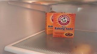 See What Happens If You Put Open Box Of Baking Soda Inside Fridge