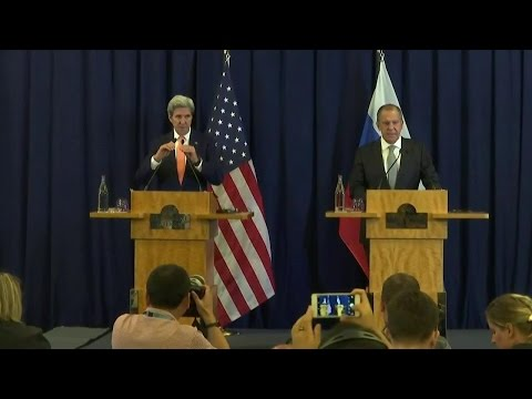 Remarks on Syria with Russian Foreign Minister and UN Special Envoy