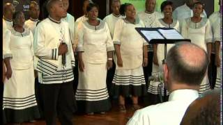 SABC Choir - Buya Lindiwe (Zulu Love Song) (Journey of the SABC Choir)