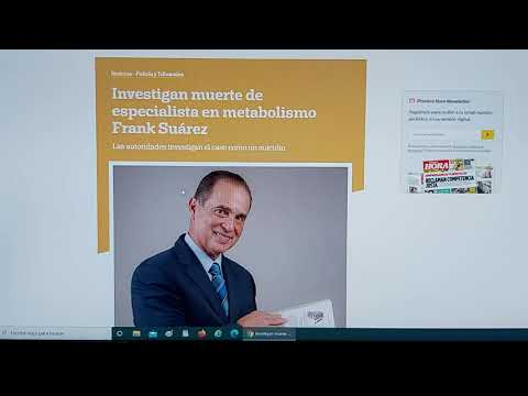 Muere Frank Suárez. DEP. Mi opinión.