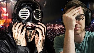 "Hip-Hop Head REACTS to SLIPKNOT: ""515"" + ""People = Sh*t"""