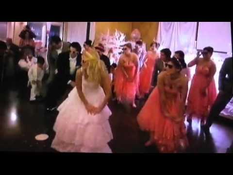 Best Gangnam Style Wedding Dance Edition Flash Mob Style Amazing