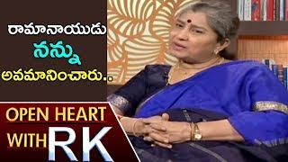 Senior Actress Annapurna On D Ramanaidu And ANR...