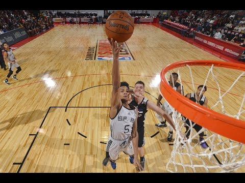 DeJounte Murray 20 Points, 9 Assists Performance in Vegas
