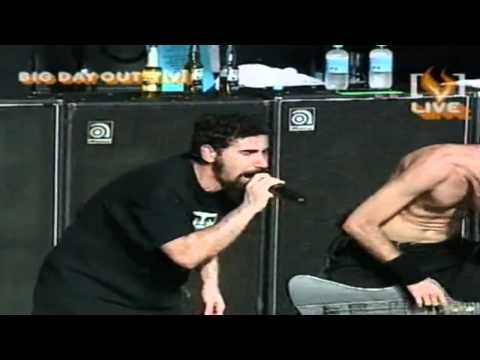 System Of A Down - Toxicity @ Big Day Out 2002 [HD]