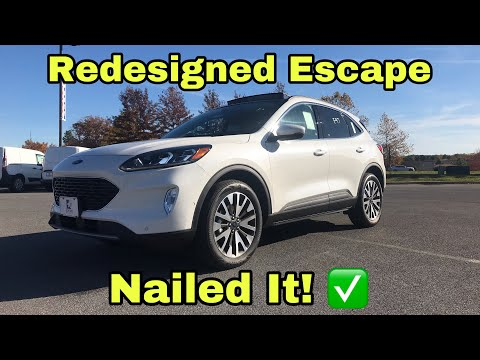 Is This 2020 Ford Escape Titanium EcoBoost BEST EVER!?!?!?!?