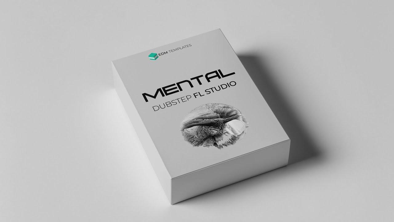 MENTAL   RIDDIM DUBSTEP FL STUDIO PROJECT FILE 19 12