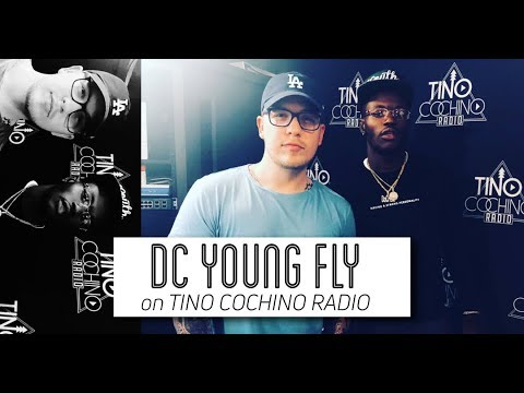 Tino Cochino Radio - DC Young Fly Talks New Life, Movies, Best Friends & More!