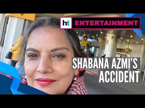 Shabana Azmi injured in car accident on Mumbai-Pune Expressway, wishes pour in