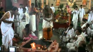 Maha Rudra Yagna Ujjain Poornahuti