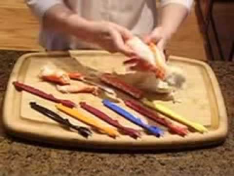 Use The Sea Sheller On King Crab Legs Youtube