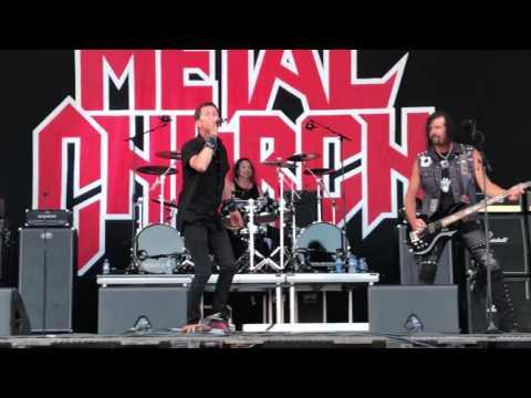 """Metal Church - Start The Fire @ Sweden Rock 2017"""""""