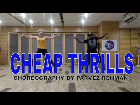 Cheap thrills dance video | Sia ft.sean Paul |...