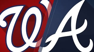 Rodriguez, Soto shine in 7-1 win vs. Braves - 9/15/18