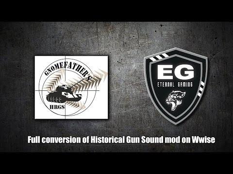 Gnomefather's Gun Sounds 1.13.0.1