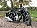 1937 Velocette MSS 500cc British Pre War Motorcycle for Sale