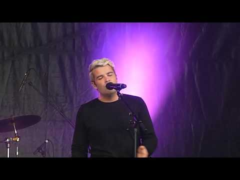 Because you Loved me / Climb - Joe McElderry - Bents Park 2018