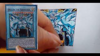 Drawing Yugi-Oh Card - Obelisk the Tormentor | Vẽ bài Yugioh - Thần Obelisk