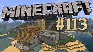 Let's Play - Minecraft #113 [HD] - Was ist das denn | DEBITOR