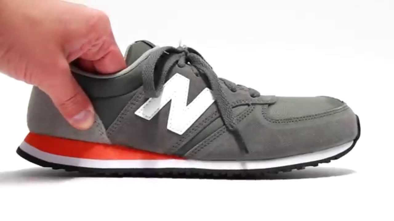 new balance u420 black white