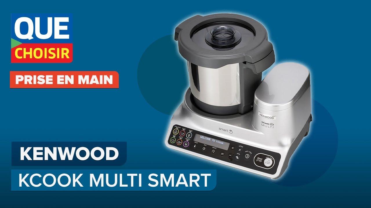 haut fonctionnaire pas cher design professionnel Kenwood kCook Multi Smart - Prise en main