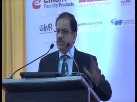 Vijay Menon - CEO Meet - 64th IFC, Coimbatore, Jan 30, 2016