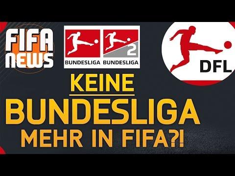 FIFA 17 & 18 - NEWS ● KEINE BUNDESLIGA MEHR IN FIFA?!