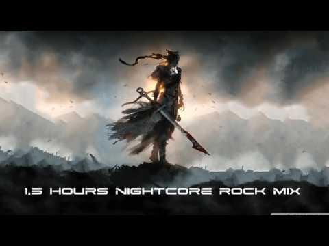 1,5 Hours Nightcore Rock Mix [JHF]