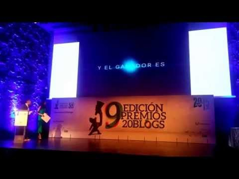 Premios 20Blogs 2015