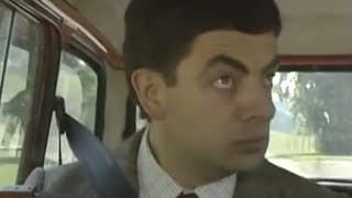 Mr. Bean - BAD driver