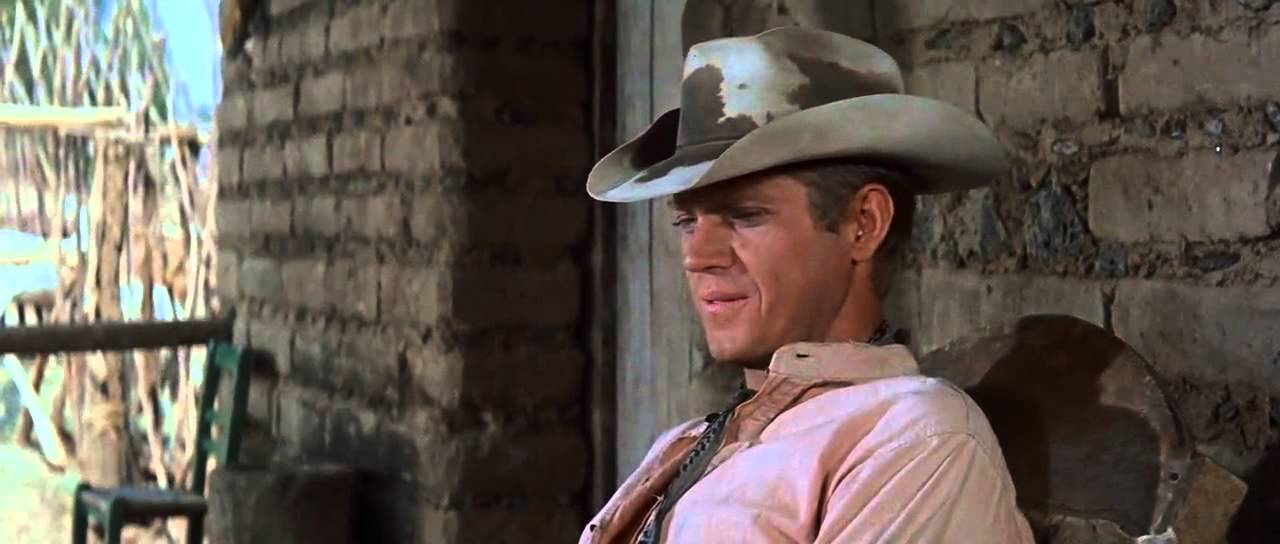 Image result for the magnificent seven steve mcqueen