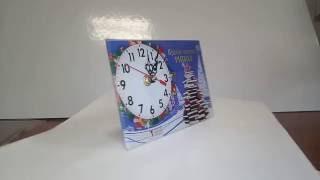 Настольные часы с логотипом из стекла(, 2016-10-27T06:27:06.000Z)