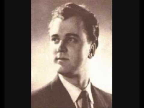 "Nicolai Gedda sings ""Pourquoi me réveiller"" (Salzburg, 1961.)"