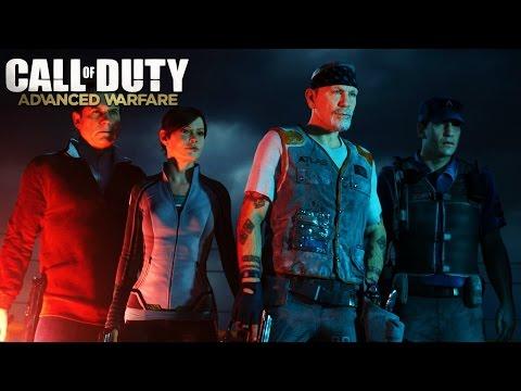 """EXO ZOMBIES!!"" - Call of Duty Advanced Warfare Exo Zombies!"
