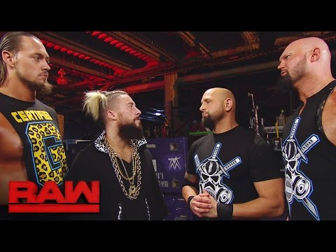 Thumbnail: Enzo Amore & Big Cass have a warning for Luke Gallows & Karl Anderson: Raw, Nov. 14, 2016