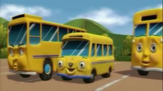 Приключения говорящих автобусов. Мультик про машинки. 21-26 серии подряд