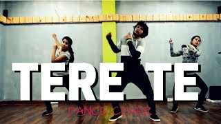 Guru Randhawa TERE TE ft. Ikka | Dance Choreography By Akash Meshram | Beatbreakers Crew