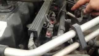 Jeep inline 6, 4.0 liter rough idle after restarting (Heat Soak)