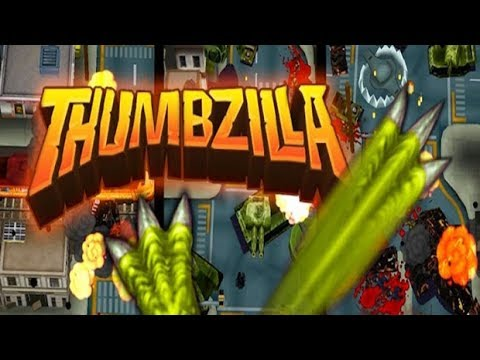 Thumbzilla Mobile Game |  FREE on Google Play, IOS and Amazon