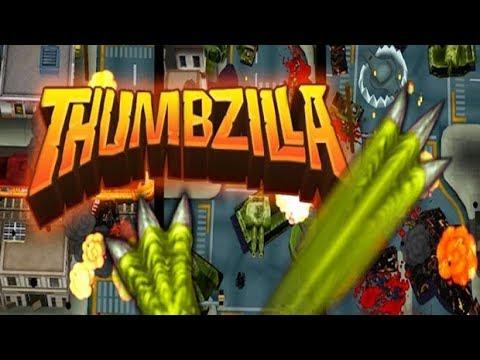 Thumbzilla Mobile Game |  FREE on Google Play, IOS and Amazon