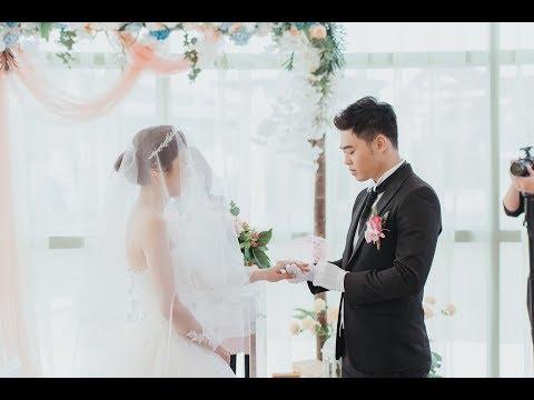 大直典華/證婚儀式