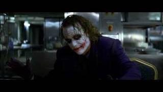 Coringa da um Show Parte 01 - Batman O Cavaleiro das Trevas