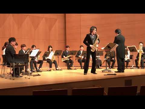 Lars-Erik Larsson Saxophone Concerto With Saxophone Ensemble YoMatsushita