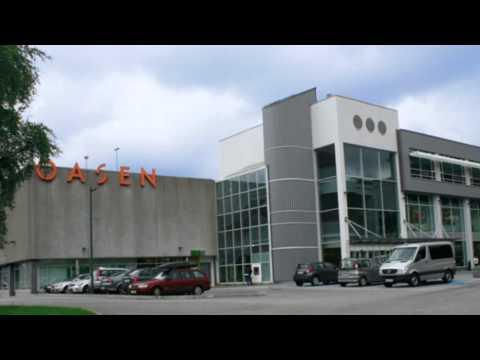 kjøpesenter - Bergen Oasen Kjøpesenter