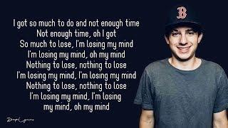 Charlie Puth Losing My Mind Lyrics.mp3