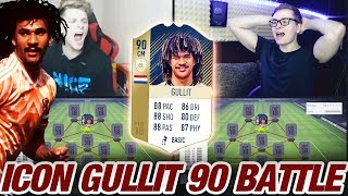 FIFA 18: Unnormales ICON GULLIT 90 SQUAD BUILDER BATTLE