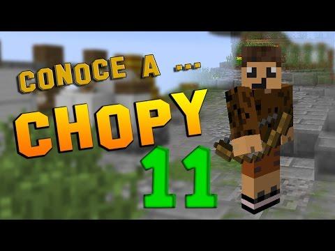Conoce a Chopy | 11 | El fin de Chopy