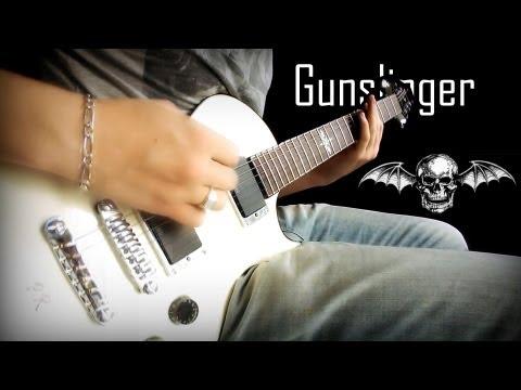 Avenged Sevenfold  Gunslinger Guitar