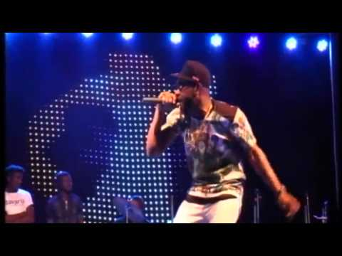 Jazz Man Olofin, D'Prince and Beverly Live Performance @ Music Africa Beach Splash 2015