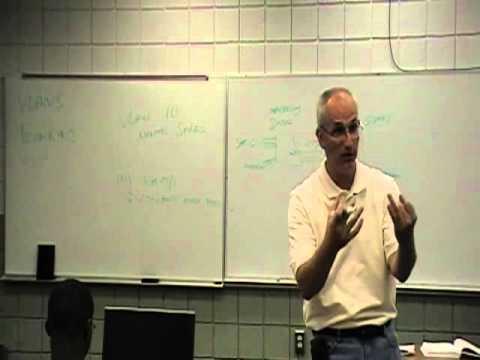 Thomas Stuart - Cisco.. VLAN's and 802.1q Trunking